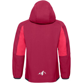VAUDE Rondane III Jacket Kids crimson red